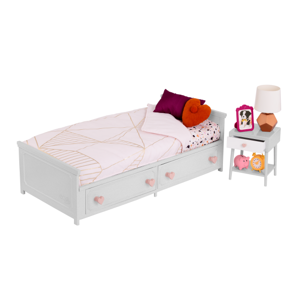 Goodnight Glow Bedroom Set Accessories