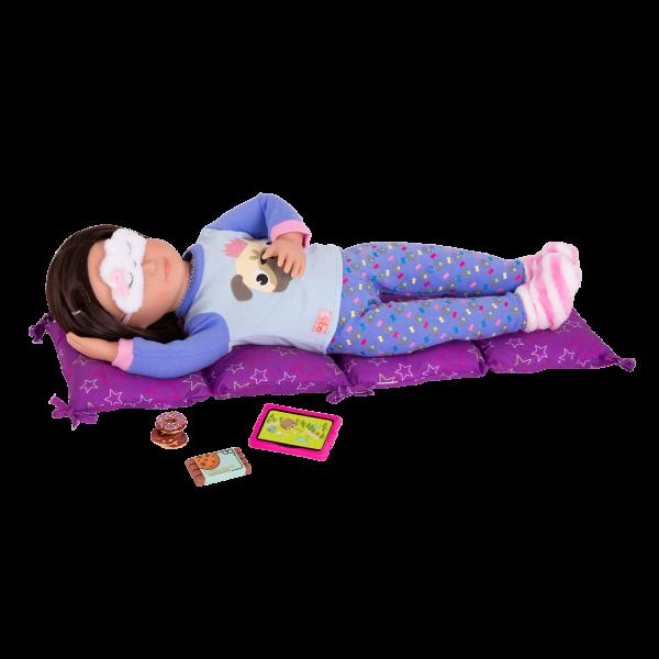 Slumber Delight Sleepover Set with Every Accessories
