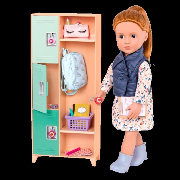Classroom Cool Locker Set with Brice