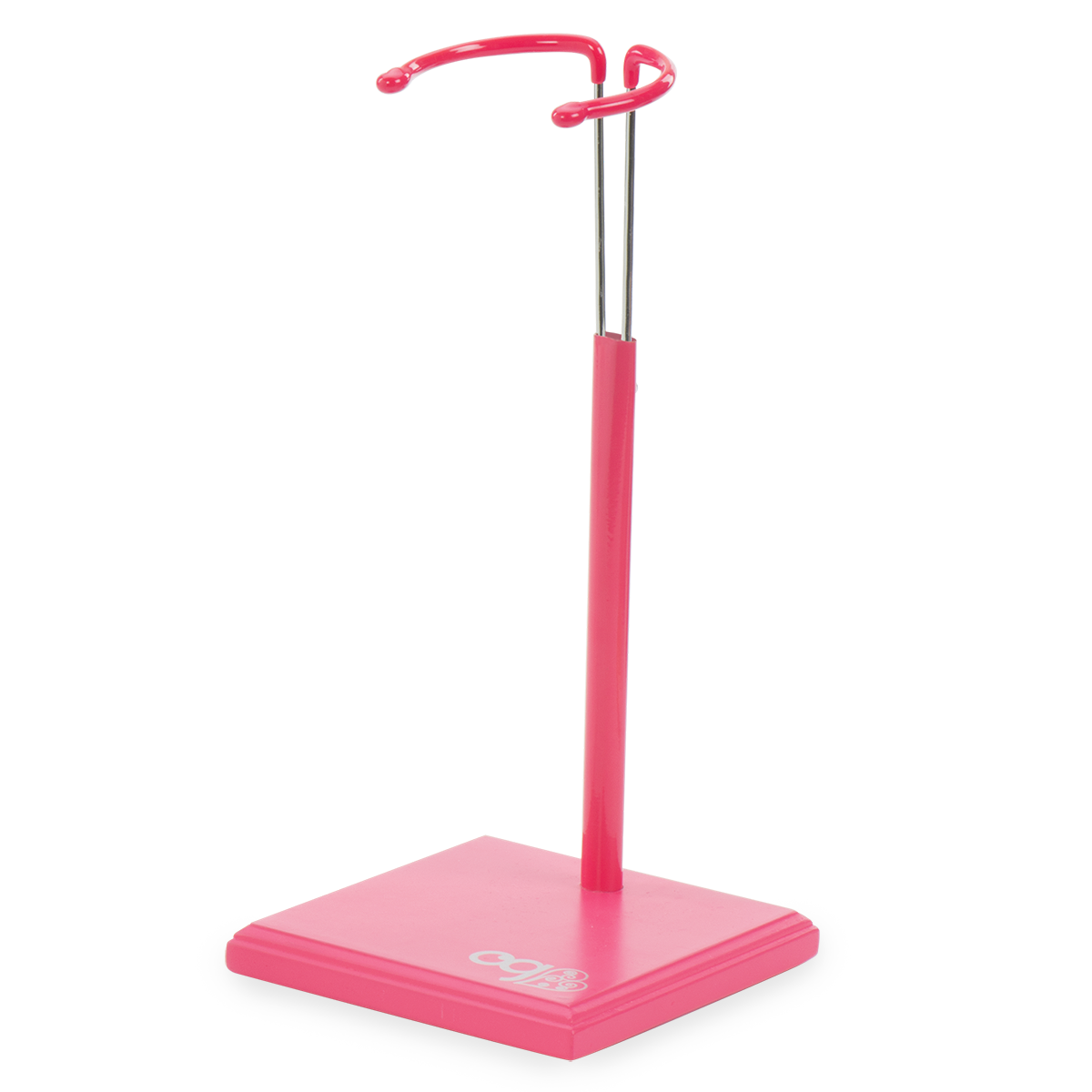 Pink Doll Stand for 18-inch Dolls