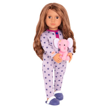 18-inch Sleepover Doll Maria