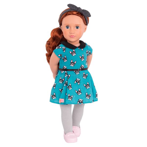 Puppy Love Fashion Outfit Clothes for 18-inch Dolls