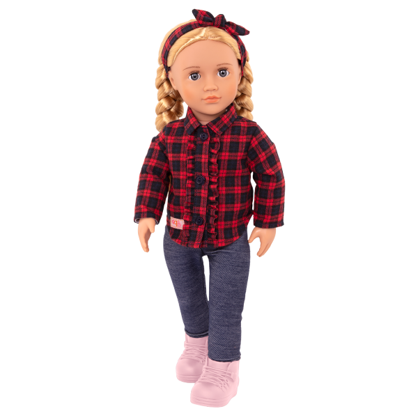 Our Generation 18-inch Doll Spencer