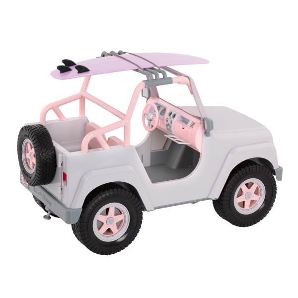 Our Generation Off Roader 4x4 Vehicle Electonics for 18-inch Dolls