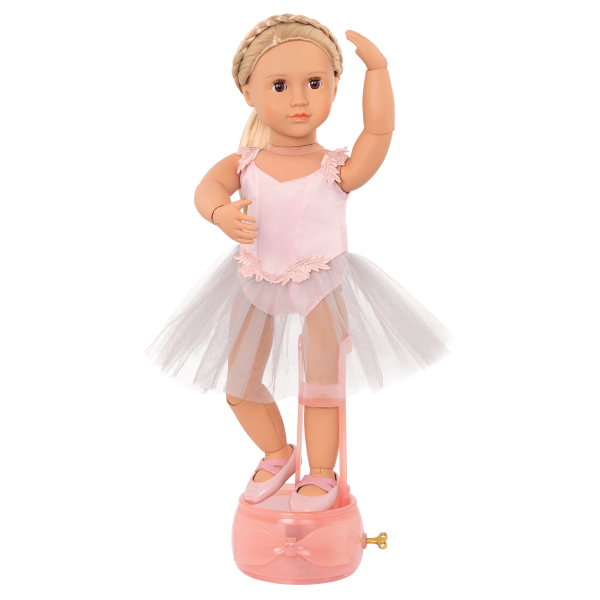 18-inch Deluxe Ballet Doll Erin with Music Box