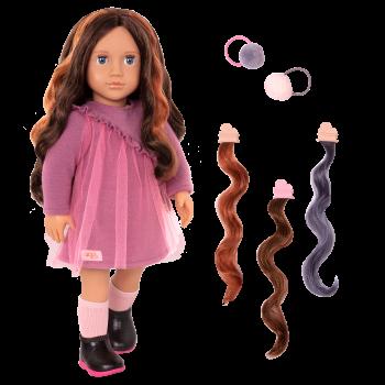 18-inch Hair Play Doll Bridget