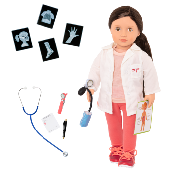 Nicola 18-inch Doctor Doll
