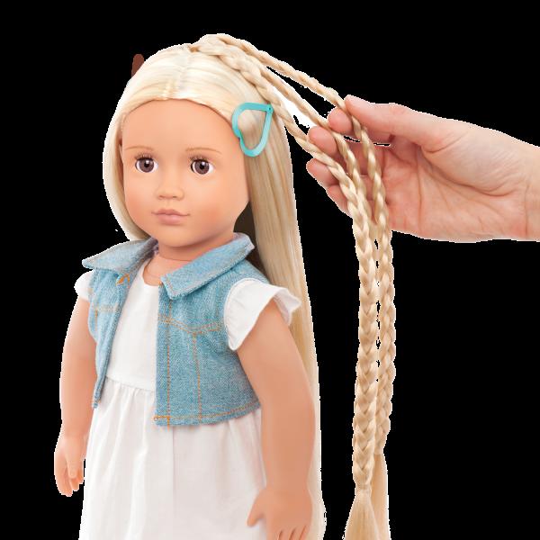 Phoebe 18-inch Hairplay Doll Braids