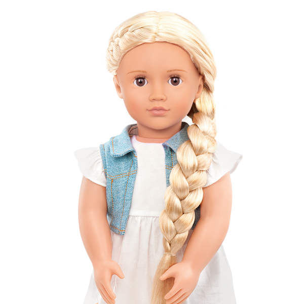 Phoebe 18-inch Hair Play Doll