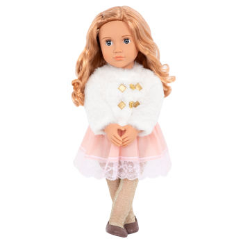 Halia 18-inch Holiday Doll