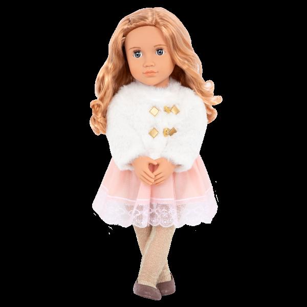 Halia 18-inch Holiday Doll