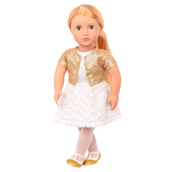 Hope 18-inch Holiday Doll