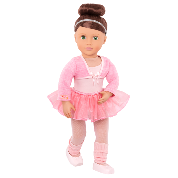 Sydney Lee Deluxe 18-inch Ballet Doll Posable