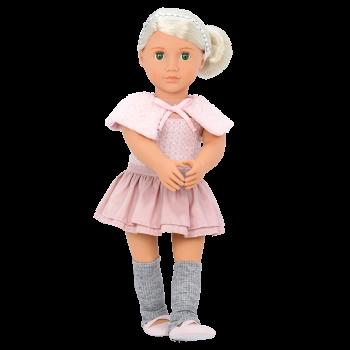 Alexa 18-inch Ballet Doll in Pink
