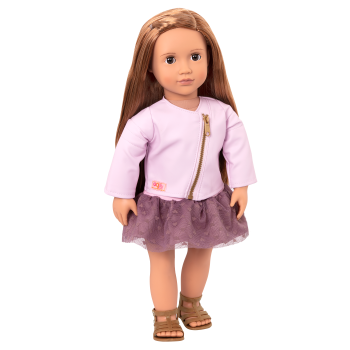 18-inch Fashion Doll Vienna