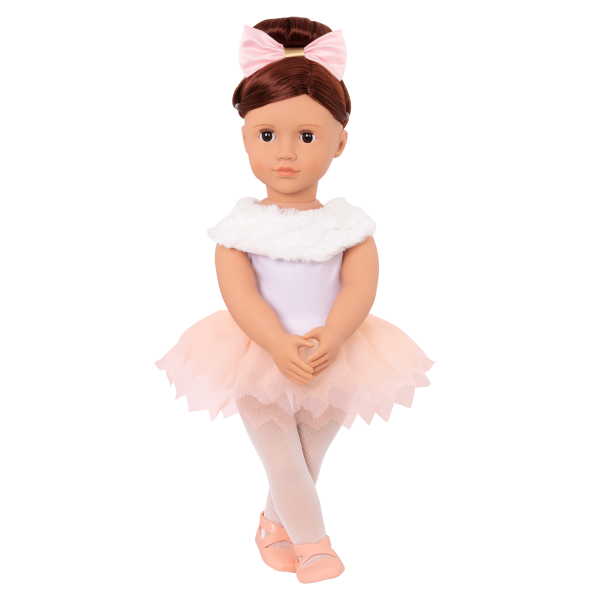Valencia 18-inch Ballet Doll