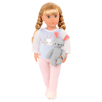 Jovie 18-inch Sleepover Doll