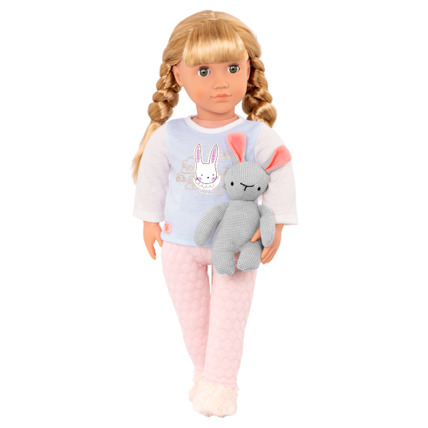 Jovie 18-inch Sleepover Doll