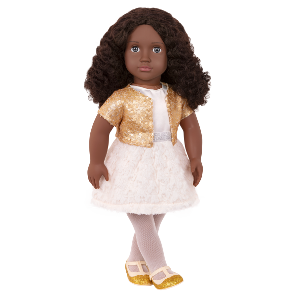 Haven 18-inch Holiday Doll