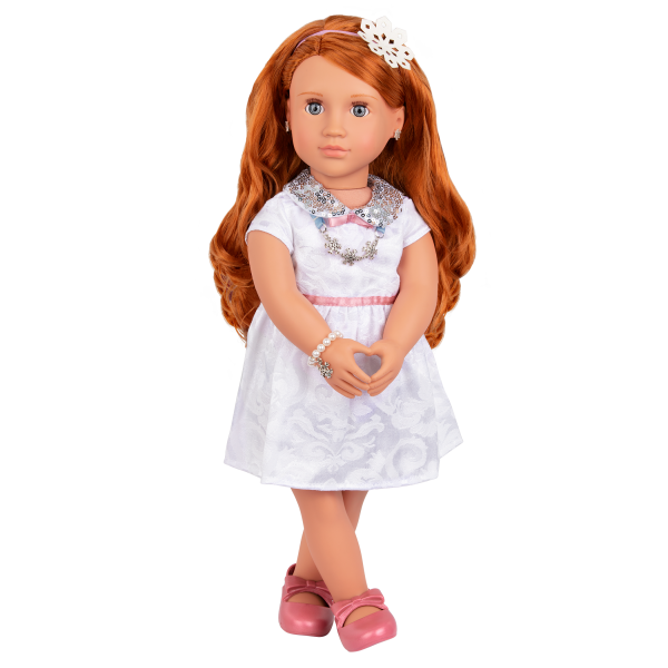 Julissa 18-inch Doll Red Hair