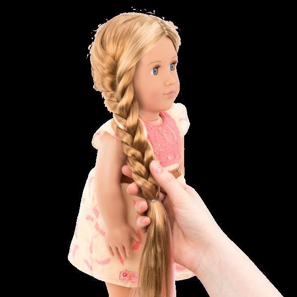 BD31073 Portia Hairplay Doll Braids