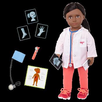 Meagann 18-inch Doctor Doll