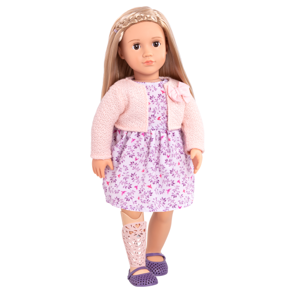 18-inch Doll Kacy