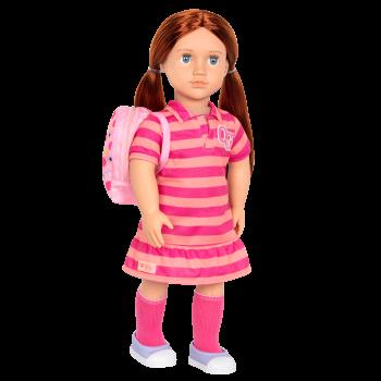 18-inch School Doll Kimmy