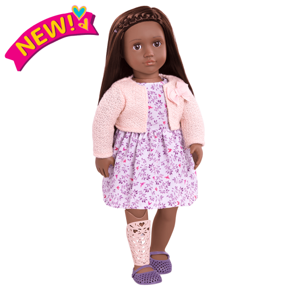 18-inch Doll Suzee