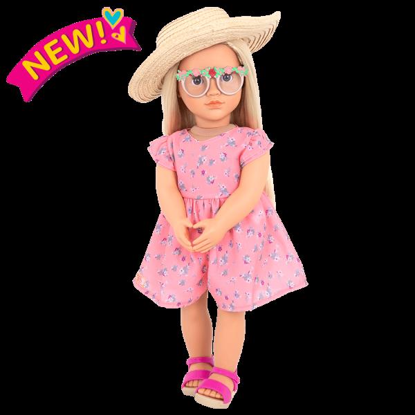 18-inch Doll Dahlia