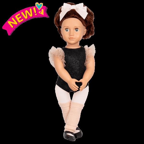 18-inch Ballerina Doll Kiera