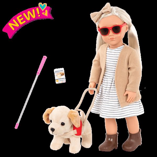 18-inch Doll Marlow