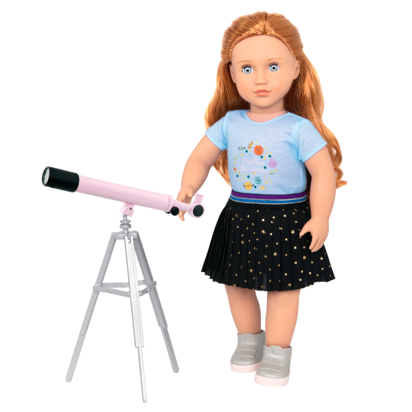 Hidden in the Stars Science Galaxy Outfit for 18-inch Dolls