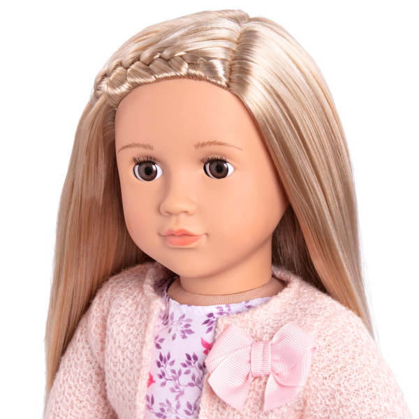 18-inch Doll Kacy Blonde Hair