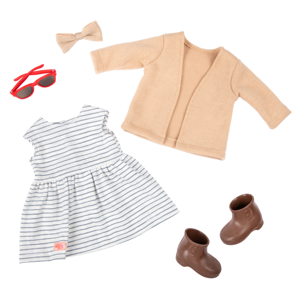 18-inch Doll Marlow Outfit