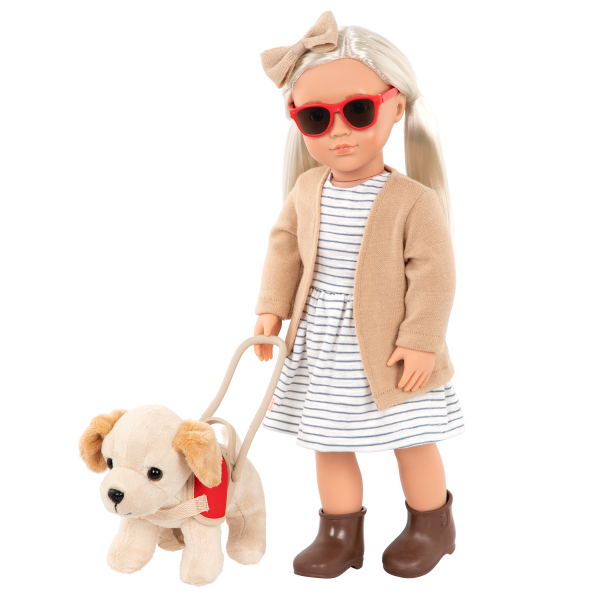 18-inch Doll Marlow Blonde Hair