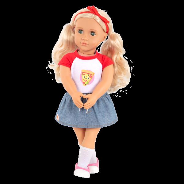 18-inch Doll Jolene Blonde Hair
