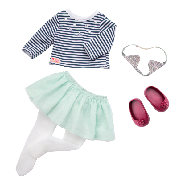 Arlee 18-inch Doll Outfit