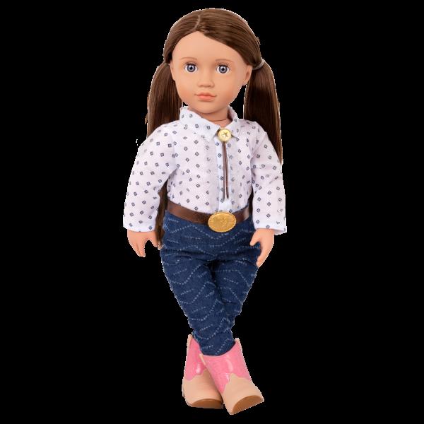 Darcy-Lynn 18-inch Equestrian Doll