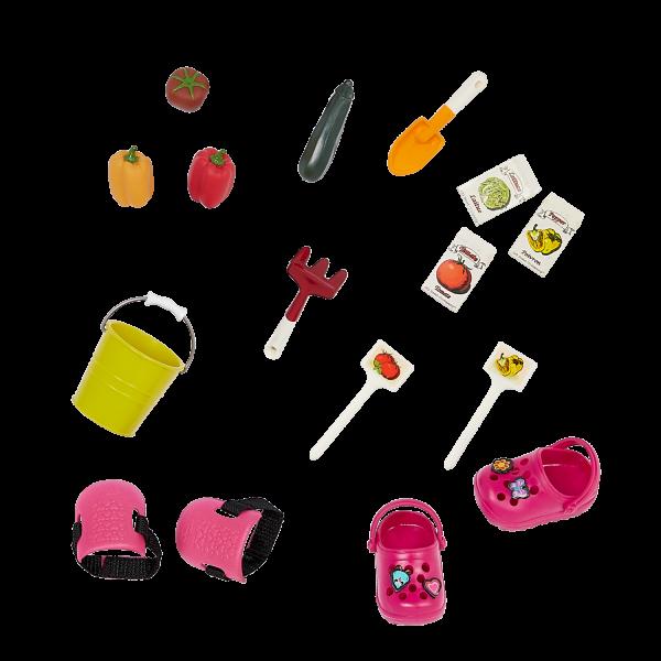 Detail of garden accessories