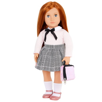 Our Generation 18-inch School Doll Carly