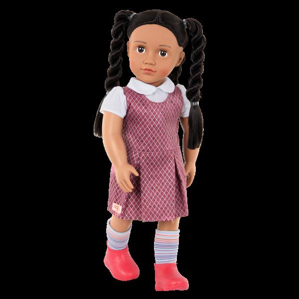 Our Generation 18-inch School Doll Frederika