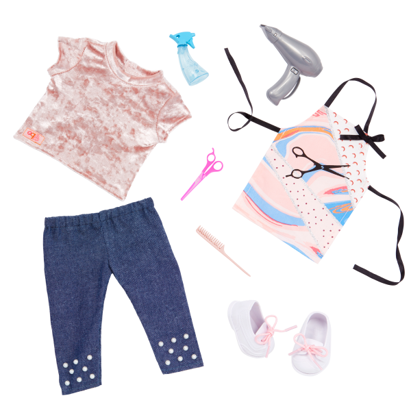 Our Generation Love to Style Outfit for 18-inch Dolls