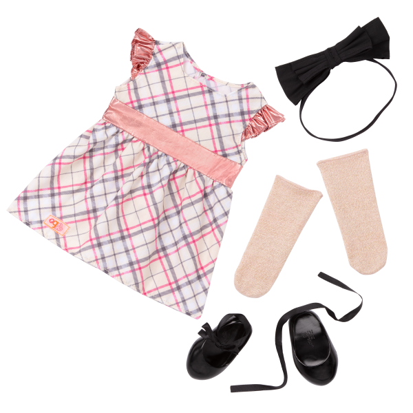 Our Generation 18-inch Doll Callista Dress Outfit