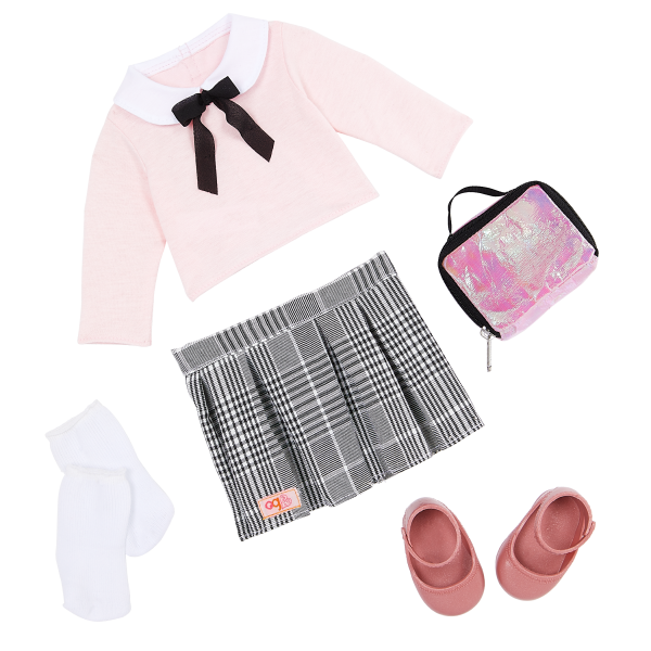 Our Generation 18-inch Doll Carly School Outfit