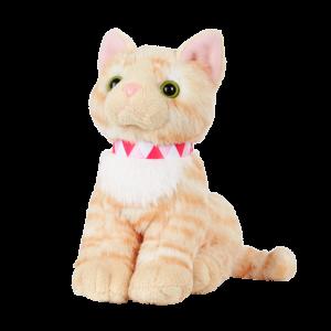 Our Generation 6-inch American Shorthair Kitten Cat Plush Posable Legs