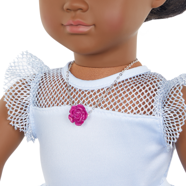 Our Generation Fashion Starter Kit & 18-inch Doll Rosalind Jewelry Accessories