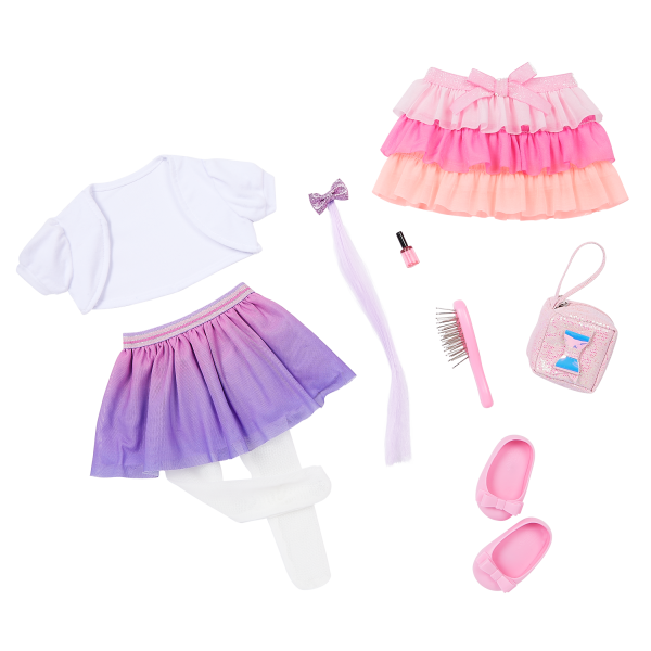 Our Generation 18-inch Fashion Doll Thea Outfits & Accessories