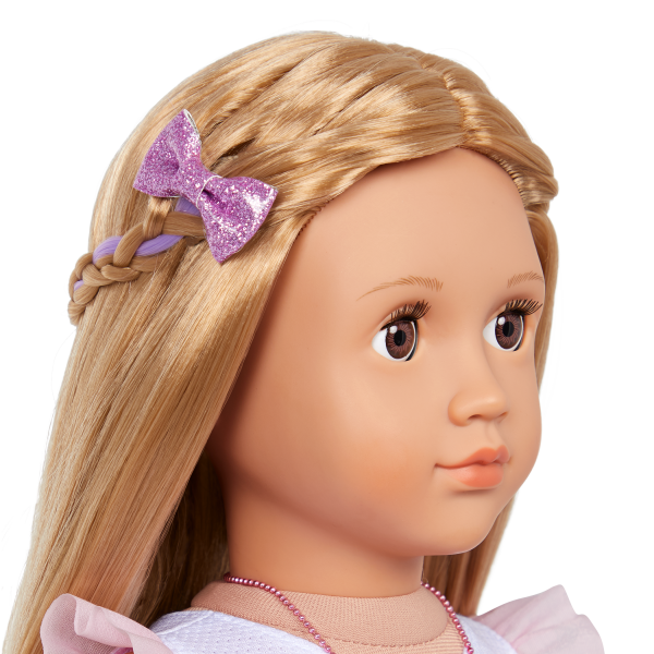 Our Generation 18-inch Fashion Doll Thea Hair Extension Accessory