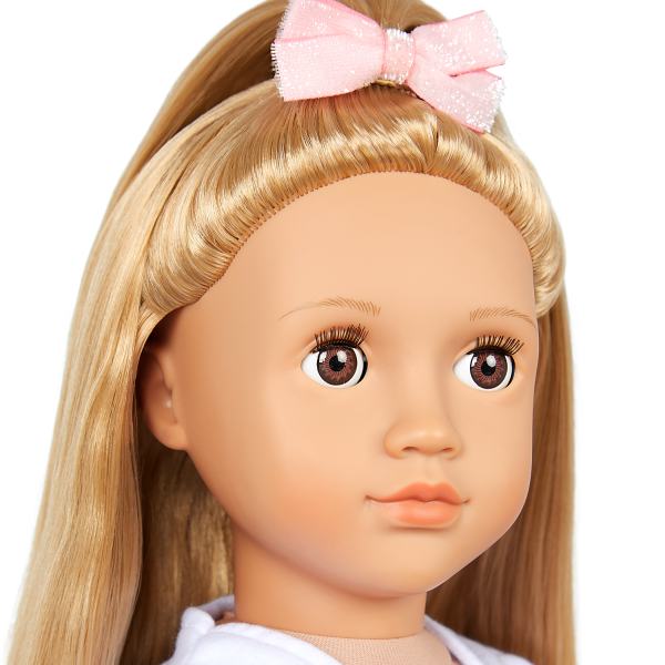Our Generation 18-inch Fashion Doll Thea Hair Bow Accessory